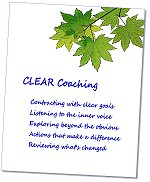 CLEAR Coaching - Matthew Haggis